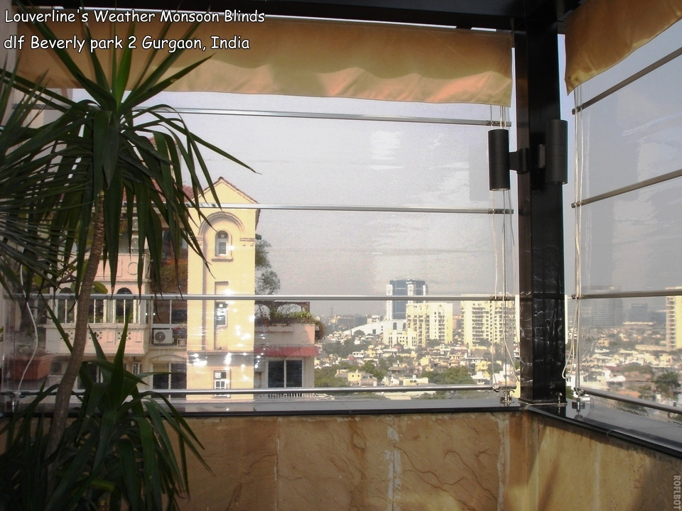 Weather Monsoon Blinds Protection From Rain Amp High Speed